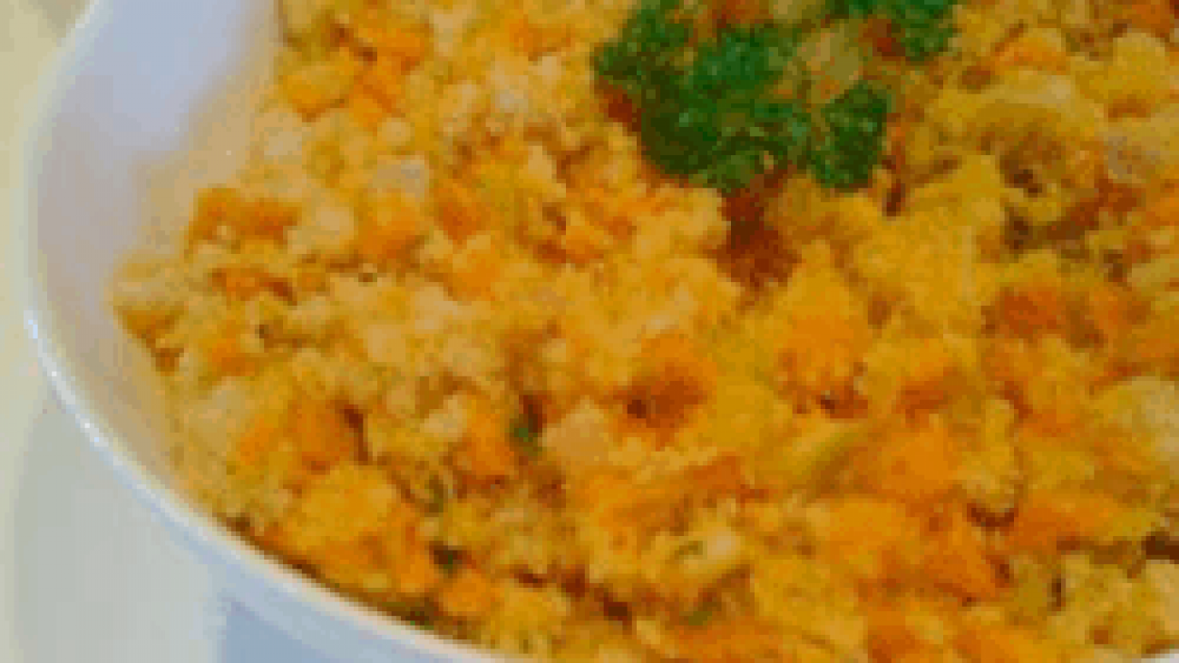 Quinoa and Winter Squash Salad