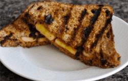 peanut nutter& jelly sandwich