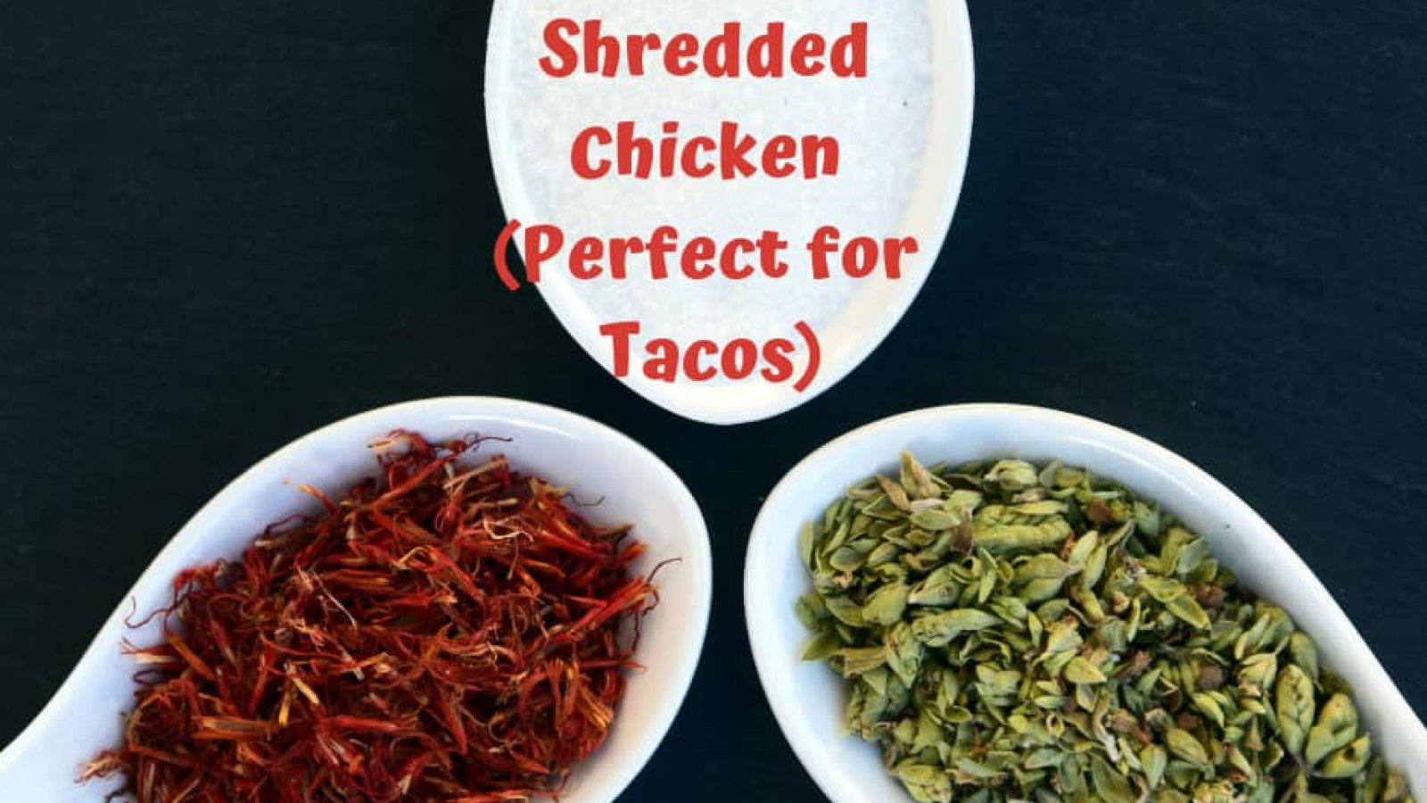 Spicy Crockpot Shredded Chicken (perfect for tacos!)